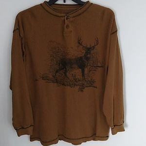 North River Outfitters Long Sleeve Thermal Shirt